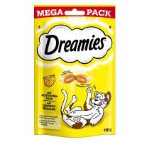 Catisfactions snack para gatos Big Pack 180 g - Queso (3 x 180 g) - Pack Ahorro