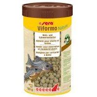 sera Viformo Nature Futtertabletten - Sparpaket: 2 x 250 ml