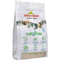 Almo Nature arena vegetal aglomerante para gatos - 4,54 kg
