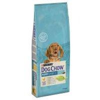 Purina Dog Chow Puppy con pollo - 12 + 2 kg ¡gratis!