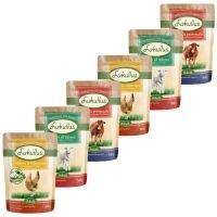 Lukullus Mediterráneo en bolsitas 6 x 300 g - Pack mixto con 3 variedades