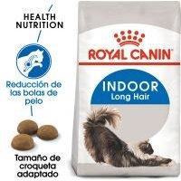 Royal Canin Indoor Long Hair - 2 x 10 kg - Pack Ahorro
