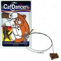 Canne à pêche Cat Dancer pour chat - Jouet pour chat