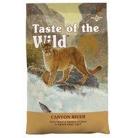 Taste of the Wild - Canyon River Feline - 2 kg