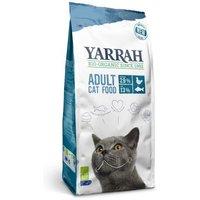 Sparpaket Yarrah Biofutter 2 x Großgebinde - Bio-Huhn & Fisch getreidefrei (2 x 10 kg)