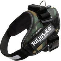 Arnés Julius-K9 IDC®-Power camuflaje para perros - Talla 2
