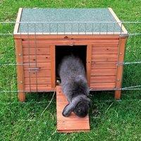 Trixie Kleintierhaus Natura - L 60 x B 50 x H 47 cm
