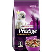 Prestige Loro Parque Australian Papagei Mix - 15 kg *