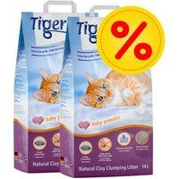 Pack ahorro: Tigerino Nuggies 2 x