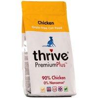 Sparpaket: 2 x 1,5 kg Thrive PremiumPlus Trockenfutter - Huhn