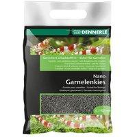 Dennerle Nanokies schwarz - 2 kg, schwarz