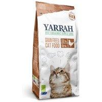 Yarrah Bio Katzenfutter mit Bio Huhn & Fisch getreidefrei - Doppelpack 2 x 10 kg