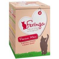 Feringa Classic Meat Menü Schale 6 x 100 g - gemischtes Paket I (6 Sorten)
