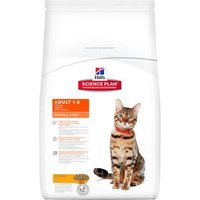 Hill's Adult Optimal Care con pollo para gatos - 2 kg
