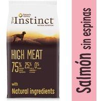 True Instinct High Meat Medium-Maxi con salmón y atún - 12 kg