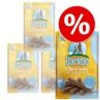 Set risparmio Barkoo Dental Snack cani di taglia media (28 pz, 720 g)