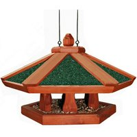 Mangeoire extérieure pour oiseaux sauvages Trixie Natura H24 diam 42cm - Mangeoire pour oiseau