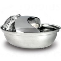 Pioneer Raindrop Drinking Fountain - Stainless Steel - 1.7 litre Fountain