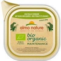 6x100g dinde Almo Nature Daily Menu Bio - Nourriture pour chien