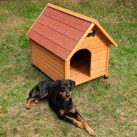 Niche Spike Classic pour chien - taille S : l 54 x P 77 x H 67 cm