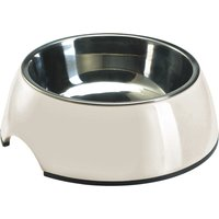 Hunter Melamine Dog Bowl - White - 0.70 litre
