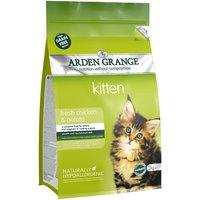 Arden Grange Kitten, poulet - lot % : 2 x 2 kg