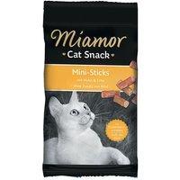 Miamor Cat Snack Mini-Sticks 50g - Chicken & Duck