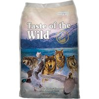 13kg Taste of the Wild Dry Dog Food + 2kg Extra Free!* - Pacific Stream Puppy (13kg + 2kg)