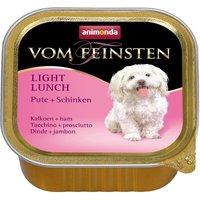 Animonda vom Feinsten Light Lunch 6 x 150g - Turkey & Ham