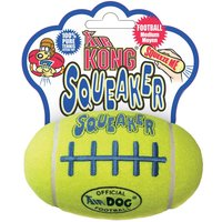 KONG AirDog American Football with Squeaker - Large