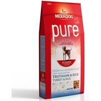 Meradog pure Junior Turkey & Rice - 12.5kg
