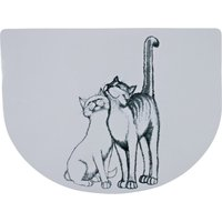 Trixie Cuddle Cats Placemat - 40 x 30cm (L x W)