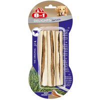 8in1 Delights Chew Sticks - Beef - Saver Pack: 3 x 75g