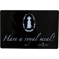 Trixie Place Mat King of Dogs - 44 x 28 cm (L x W)