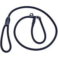Hunter Retriever Slip Lead - 170cm - Black