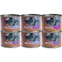 Offre découverte Smilla Poisson - offre découverte de 4 saveurs (6 x 185 g)