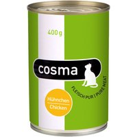 Cosma Original in Jelly Saver Pack 12 x 400g - Double Points!* - Tuna