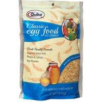 500 g Quiko Complément alimentaire à base d'œuf pour oiseaux - Complément pour oiseau