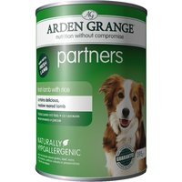 Arden Grange Partners - Lamb, Rice & Vegetables - Saver Pack: 24 x 395g