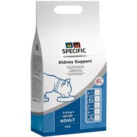 Specific Cat FKD Kidney & Heart Support - Economy Pack: 2 x 3kg
