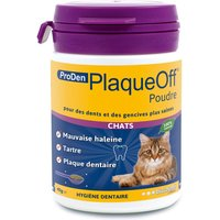 ProDen PlaqueOff Dental Care for Cats - Saver Pack: 2 x 40g