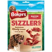 'Bakers Sizzlers - Bacon - 120g