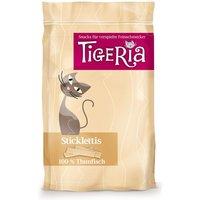 Tigeria Sticklettis Cat Sticks 50g - Saver Pack: 3 x Tuna