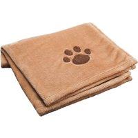 Basic Snuggle Blanket - Beige - 100 x 70 cm (L x W)