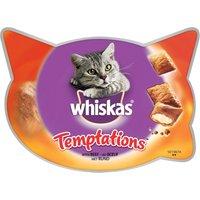Whiskas Temptations 60g - Seafood