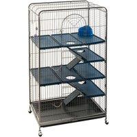 Ferret, Squirrel, and Chinchilla Cage Perfect - 79 x 52 x 140 cm (L x W x H)