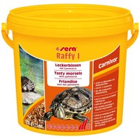 Sera Raffy I Gammarus Mix - 3800ml