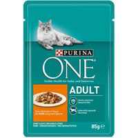 Purina ONE Saver Pack 32 x 85g - Sterilised Salmon
