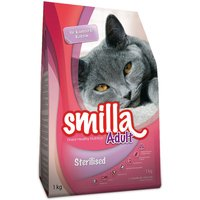 Smilla Adult Sterilised - 1kg