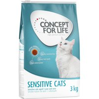 Concept for Life Sensitive Cats - Economy Pack: 2 x 10kg